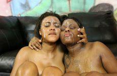 Ghetto Gaggers Karman Webb & Jaime Fetti
